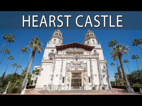 Hearst Castle: Grand Rooms Tour of California's Famous Mansion