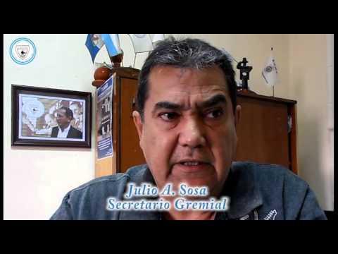 1 - INFORME JULIO A. SOSA S/ PARITARIAS/CATT/ITF 2016