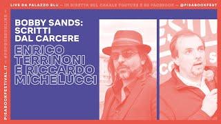Enrico Terrinoni e Riccardo Michelucci