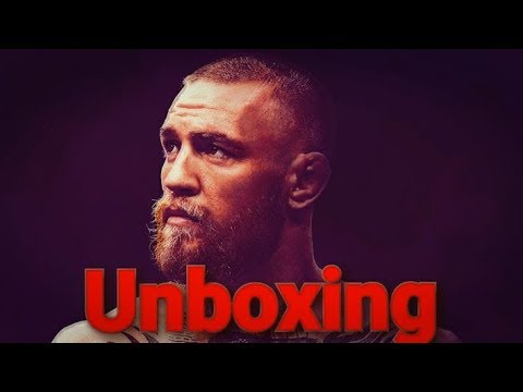 Unboxing • Conor Mcgregor Notorious 👊 DvD