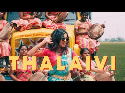 Vidya Vox - Thalaivi (Official Video)