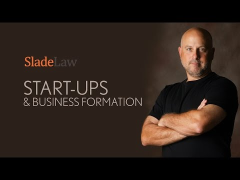 Start-Ups and Business Formation