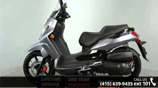 8. 2014 SYM Citycom 300 Bay Area Scooter
