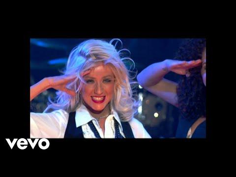 Christina Aguilera – Candyman (Live Sets on Yahoo! Music)