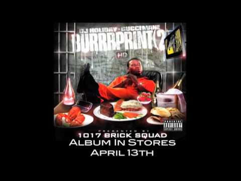 Gucci Mane - The Burrrprint 2HD - Here We Go Again (Track Preview)