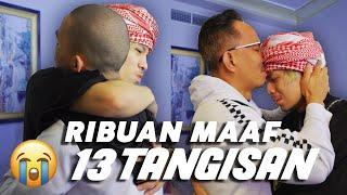 Video Gen Halilintar Sungkeman Lebaran Di Madinah Banjir Tangisan *no clickbait* MP3, 3GP, MP4, WEBM, AVI, FLV Juli 2019