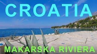 Makarska Croatia  city photos gallery : Makarska Riviera Croatia September October 2015 GoPro Gimbal