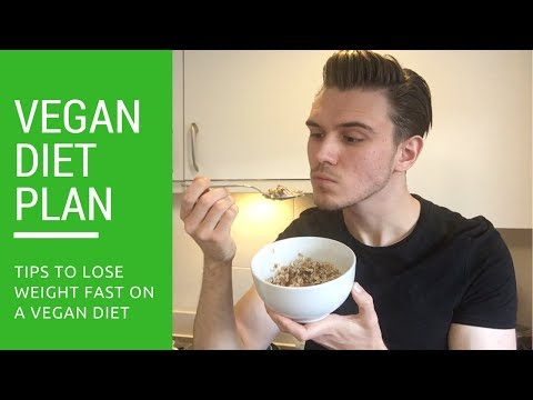 Diet plans - Vegan Diet Plan For FAST Weight Loss