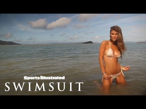 Nina Agdal Profile – 2013 Sports Illustrated Swimsuit