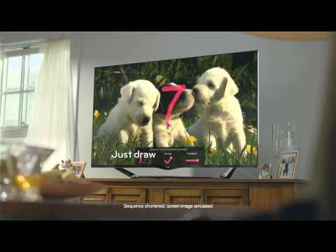 LG Cinema 3D Smart TV 2013 : Smart. Inspired By You.