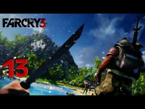 Far Cry 3 - #13 - Współpraca z Hoytem - Vertez Let's Play / Zagrajmy w
