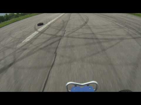 249 km/h Banshee R1 Turbo Quad