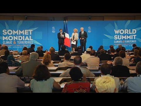 Δεσμεύσεις για την κλιματική αλλαγή στη Λυών – focus