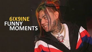 Video 6IX9INE FUNNY MOMENTS (BEST COMPILATION) MP3, 3GP, MP4, WEBM, AVI, FLV Oktober 2018