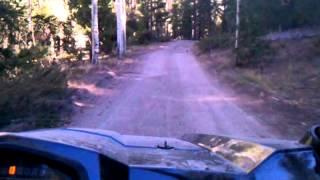 6. Cf MOTO z6 at ohaver trails