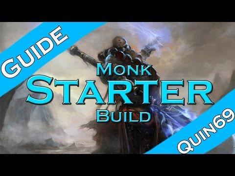 Diablo 3 - Monk Starter Guide (2.1.2)