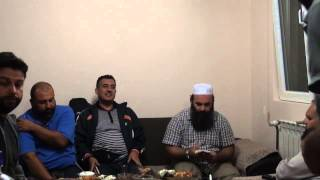 Ndeja pas Namazit të Jacisë me vllezër - Hoxhë Bekir Halimi