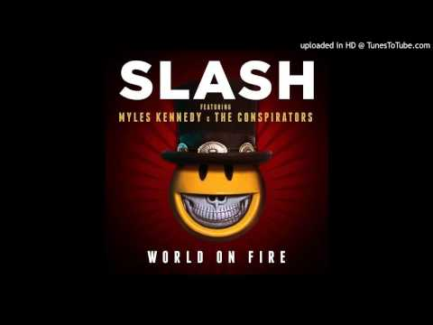 "Slash - ""Battleground"" (SMKC) [HD] (Lyrics)"