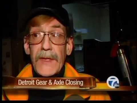 American Axle Closing