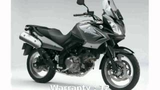 8. 2009 Suzuki V-Strom 650 - Specs and Review
