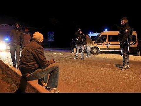 Γαλλία: Νέα επεισόδια στο Καλαί