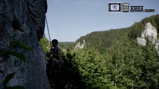 climbing VIDEOTOPO vol. 32. Jura Krakowsko-Częstochowska. Dolina Kobylańska. Turnia Marcinkiewicza by Video Topo
