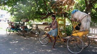 Pondicherry India  city photo : Men of Burden - Acclaimed Documentary Film on Cycle Rickshaws in Pondicherry, India