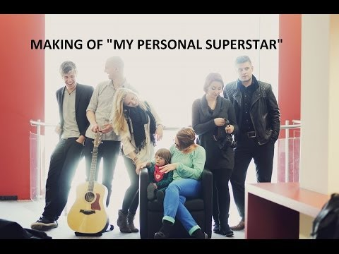 Watch video Down Syndrom: Making of ''My Personal Superstar''