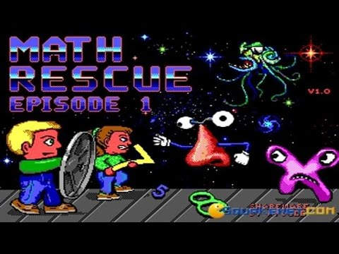 math rescue pc game