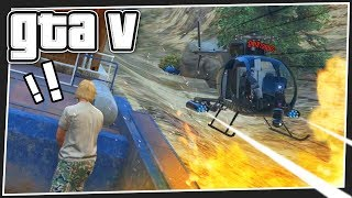 GREAT TRAIN HEIST | GTA 5 Online