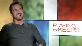 Nonton Gerard Butler And Jessica Biel Interview For Playing For Keeps Film Subtitle Indonesia Streaming Movie Download