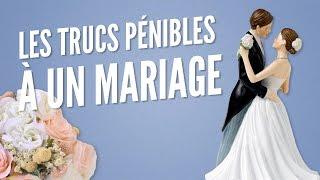 Video Top 8 des trucs pénibles qui arrivent à tous les mariages MP3, 3GP, MP4, WEBM, AVI, FLV Oktober 2017