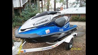 10. 2007 Kawasaki 250X Ultra jet ski stutters and one fix