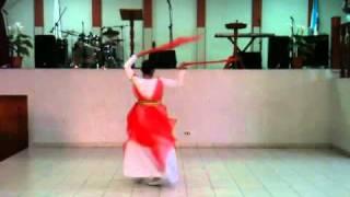 Danza Abre Los Cielos Ingrid Rosario