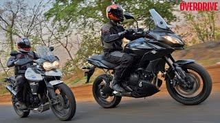 11. Kawasaki Versys 650 vs Triumph Tiger 800 - Comparative Review