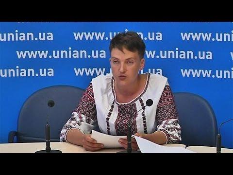 Ουκρανία: Νέα απεργία πείνας ξεκινά η Σαβτσένκο