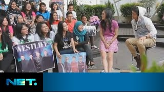 Special Westlife | Breakout | Boy William & Sheryl Sheinafia | NetMediatama