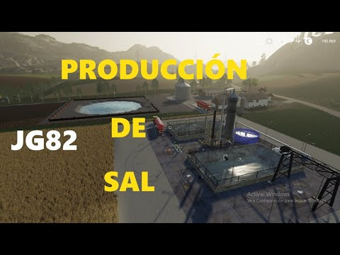 FS19 Sell Salt Point v1.0