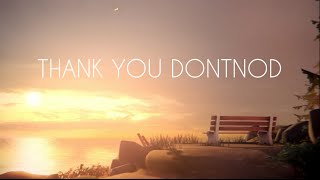 Wildest Dreams - Life is Strange - THANK YOU DONTNOD