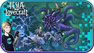 Tesla Vs Lovecraft Is Absolutely Brilliant!