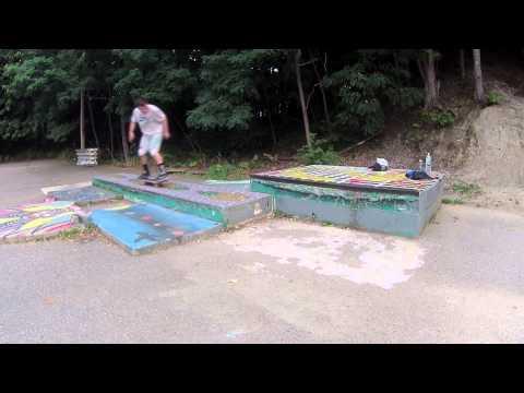 Dover NH Skate Park 8/3/15