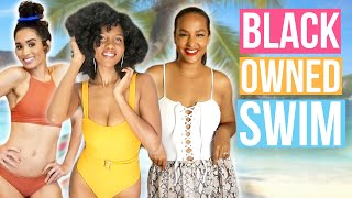 Black Owned Swimsuit Brands You Need To Try! by Clevver Style