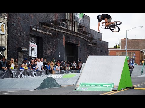 Street - The street style event at Brooklyn Dew Tour offered much less of an actual hill than previous venues... But don't think that stopped dudes like Tyler Fernengel, Brian Kachinsky, Van Homan,...