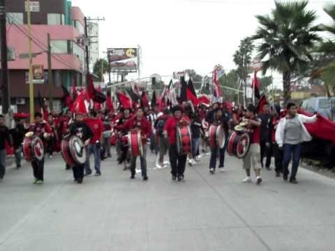 Caravana De La Masakr3  1/4 17/10/10 - La Masakr3 - Tijuana