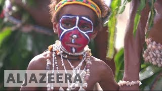 Voting is under way in Papua New Guinea in the ninth election since independence. Prime Minister Peter O'Neil says he believes he will be re-elected, but ...