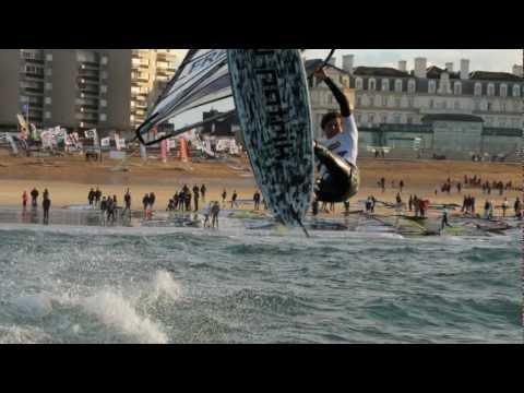 Championnat de France Funboard 2012 St Malo