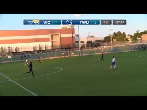 25 August 2017 - Vikes Men's Soccer Vs. Trinity Western Spartans