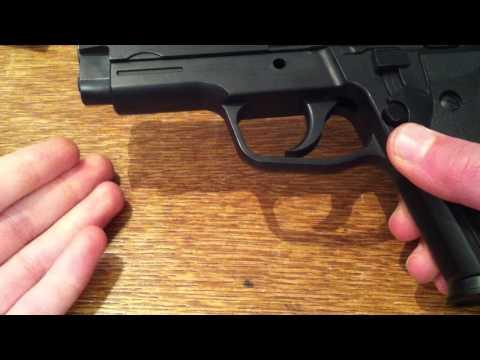 comment modifier un pistolet a bille
