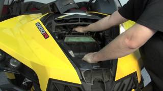 Power Commander 5 Install: 2013 Bombardier CanAm Maverick