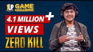 Video Zero Kill Challenge with MortaL | 1Up Game Challenge | PUBG Mobile MP3, 3GP, MP4, WEBM, AVI, FLV September 2019